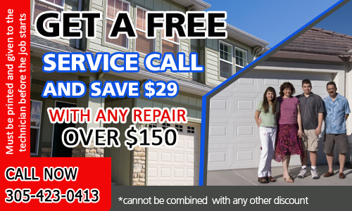 Garage Door Repair Miami Lakes Coupon - Download Now!