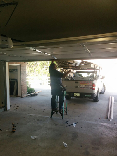 Testing Your Garage Door